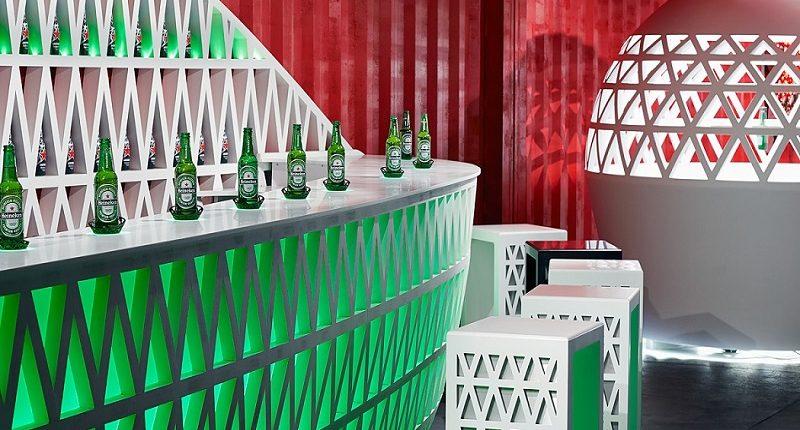 Heineken Popup Lounge