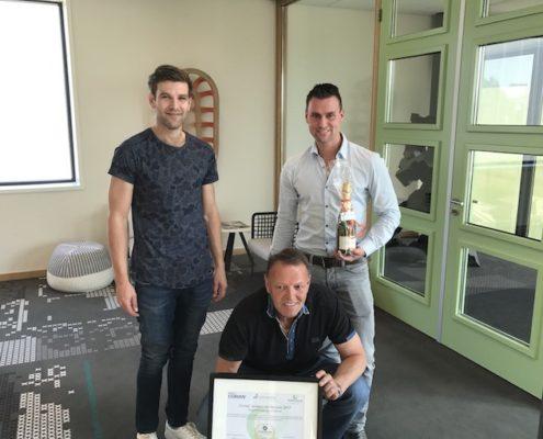 Cora-Techniek-Prijs Corian project van het jaar