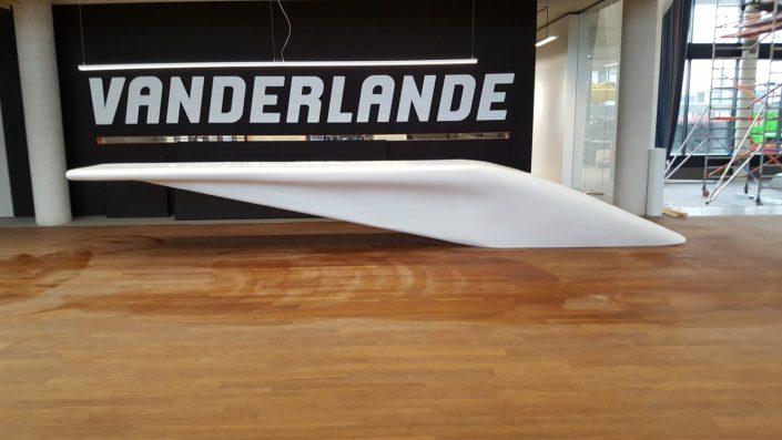 Vanderlande Industries balie