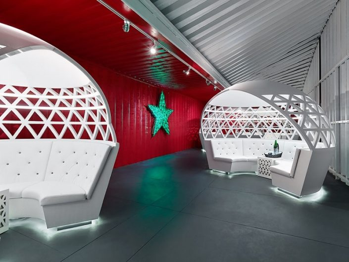Heineken Popup City Lounge