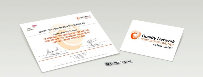 Home design partner certificaat