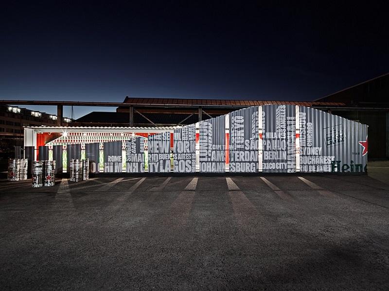 Heineken Container Cora Techniek