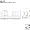 Product-afbeelding CORA Incollata 502 Dubbel