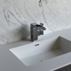 Solid Surface wastafelblad op maat - CORA Incollato right 840x560