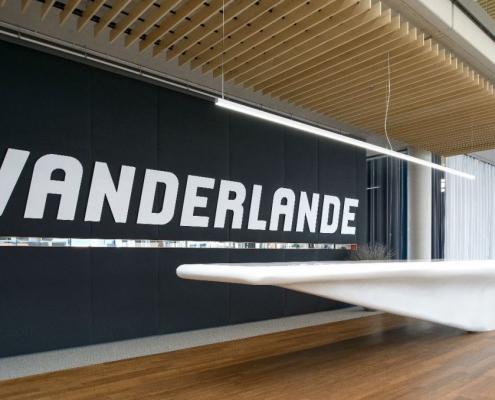 Vanderlande Industries Corian Balie