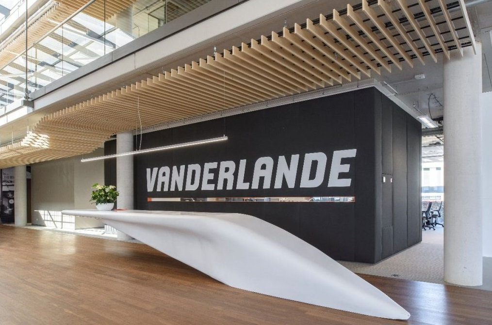 Vanderlande Industries Corian Balie CORA Techniek