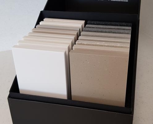 CORA Worktop Collection