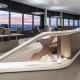 CORA Projects - HI-MACS Gethermovormde Onderdelen - Casper Schwarz Aalberts WTC Utrecht Office 1