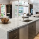 CORA CARRARA Kitchen - werkblad CORA Worktops 2