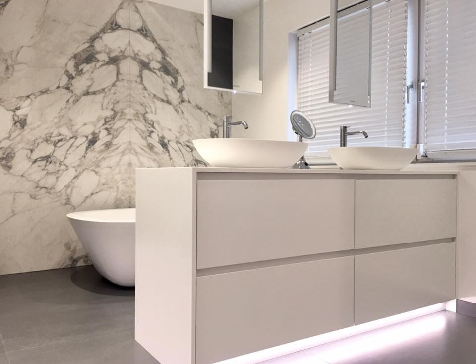 Solid Surface Badkamerproducten - CORA Bathroom Products