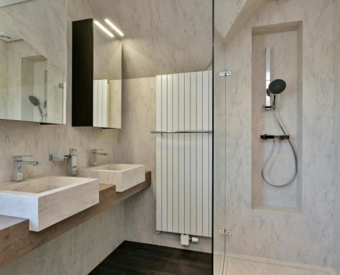 Corian Badkamer - CORA Bathroomproducts