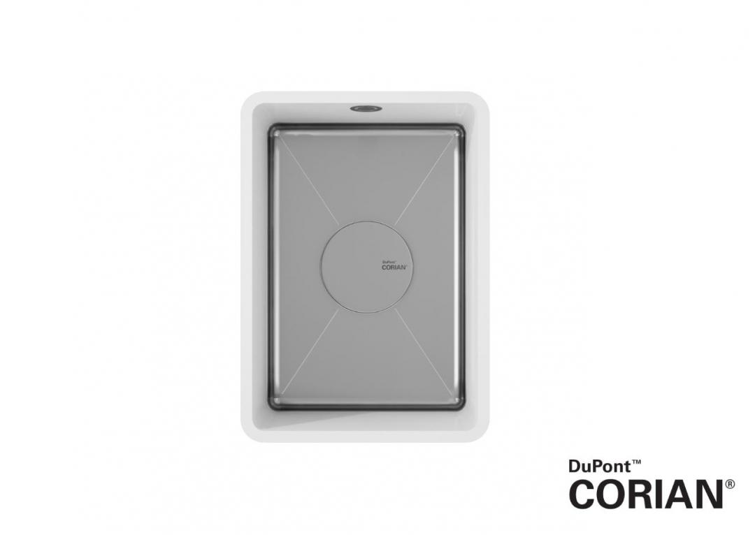CORA Spoelbakken - DuPont_Corian_SPARKLING_9502