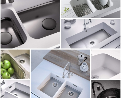 MIXA Kitchen Sinks