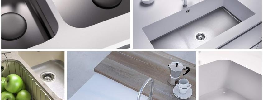 MIXA Kitchen Sinks
