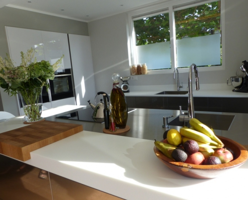Snaidero keuken - Corian met RVS werkblad - 759-keuken-middelburg-snaidero-6