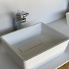 CORA - Solid Surface Opzetkom - Brave Small meubel Robuust