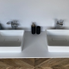 CORA - Solid Surface Opzetkom - Brave Small meubel Robuust dubbel