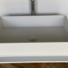 CORA - Solid Surface Opzetkom - Defiant Rectangle Front - meubel Robuust Front