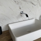CORA - Solid Surface Opzetkom - Defiant Rectangle Left 840x560