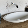 CORA - Solid Surface Opzetkom - Juice Oval Top 2