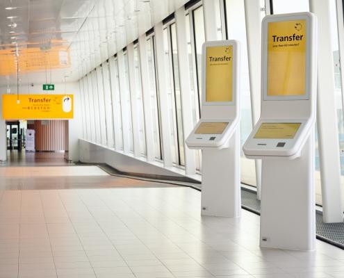 CORA Projects - Short Connection Unit - Schiphol - Prestop