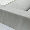 Wasbak Traverso - Corian Nimbus Prima - Detail 2